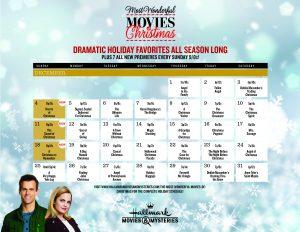 hallmark movie channel schedule